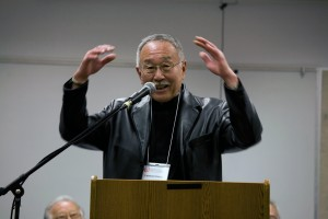 Oregon Poet Laureate Lawson Inada inspires the Anthology project